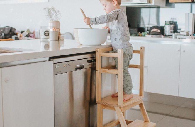 Cos'è la Learning Tower e perché è importante per i bimbi