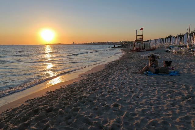 Baia Verde, una delle spiagge più belle del Salento