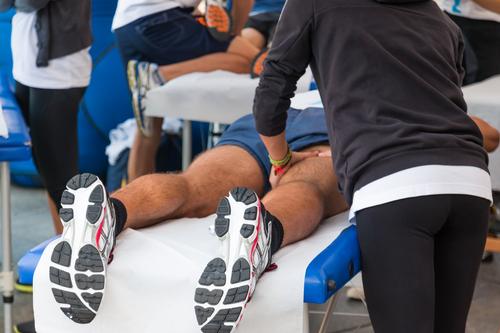 Massaggiatore sportivo tecniche e curiosità