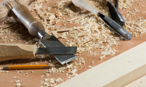 Utilità delle frese per la spianatura del legno